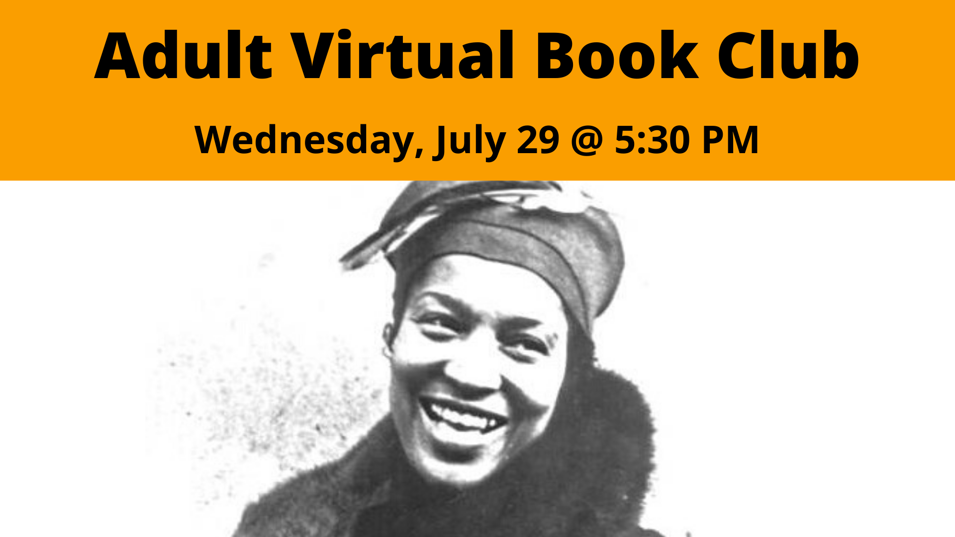 Adult Virtual Book Club