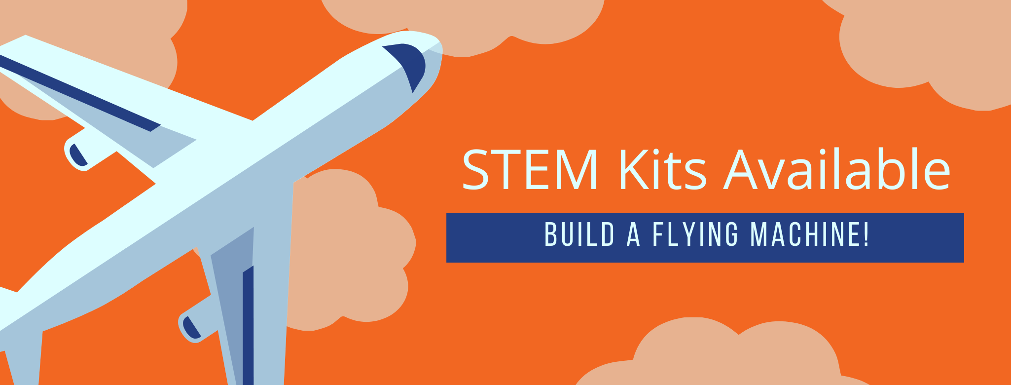 Free STEM Kits: Flying Machines