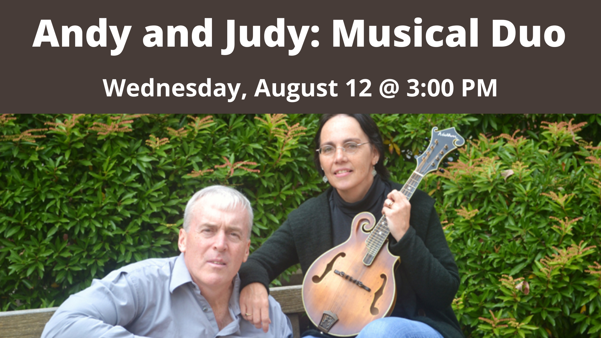 Andy and Judy: Musical Duo