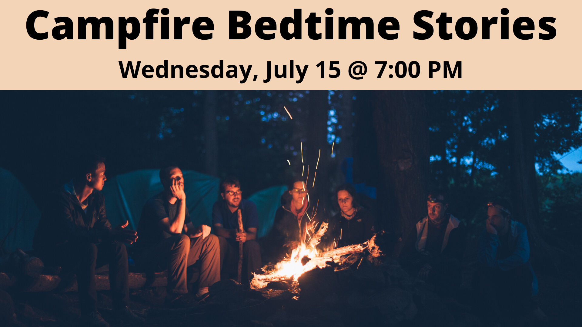 Campfire Bedtime Stories