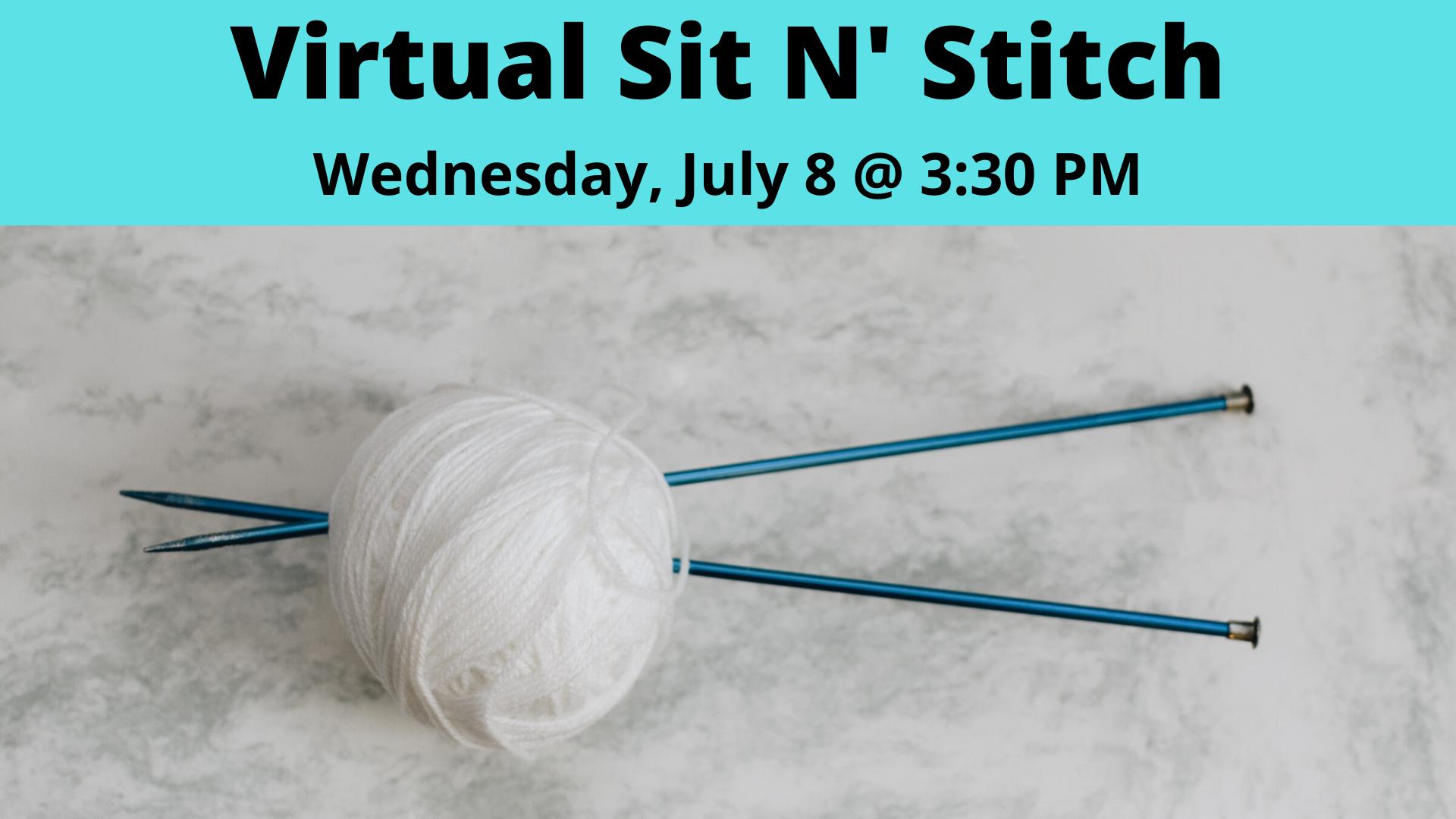 Sit 'N Stitch