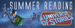 Summer Reading Sign Up button