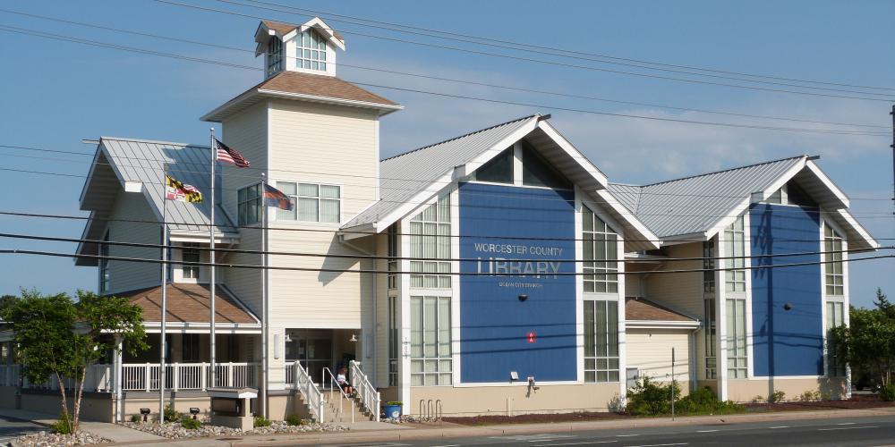 Ocean City Library