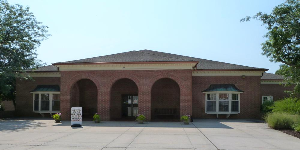 Snow HIll Library