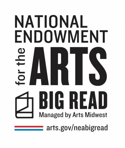 National Endowment for the Arts, BIG READ, Arts Midwest logo