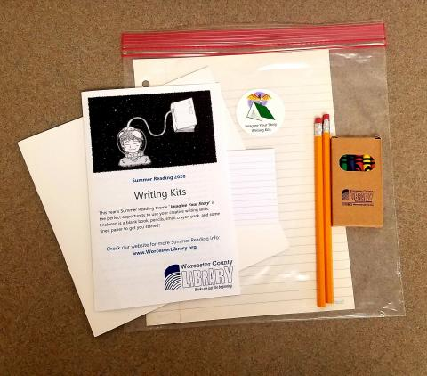 programs-to-go, writing kit